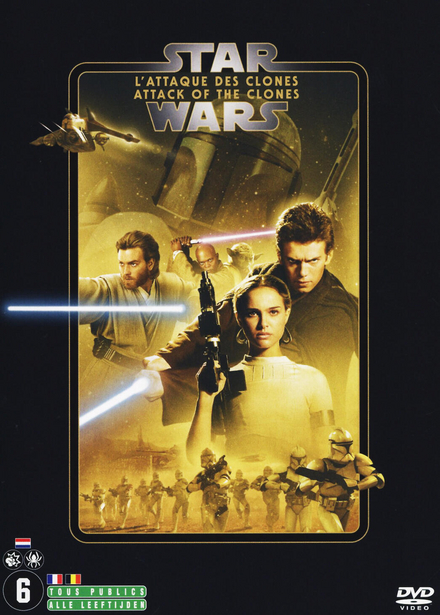 Star Wars. [Episode II], Attack of the clones