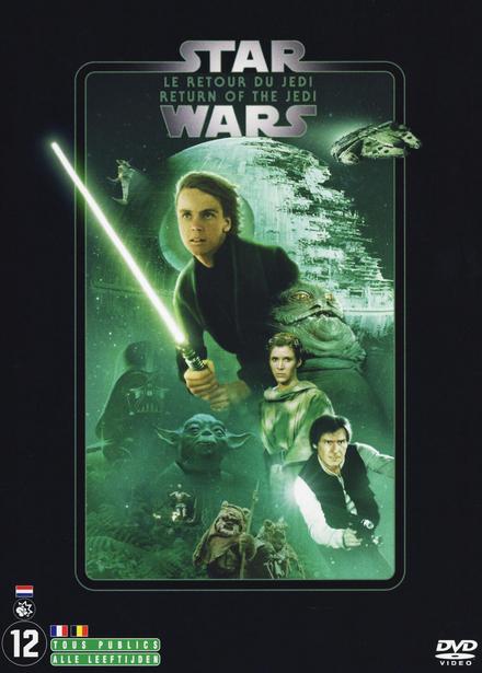 Star Wars. [Episode VI], Return of the Jedi