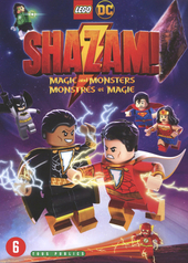 Shazam! : magic and monsters