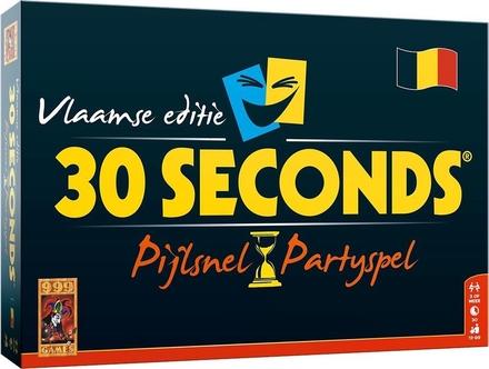 30 seconds : pijlsnel partyspel