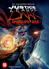 Justice league dark : apokolips war