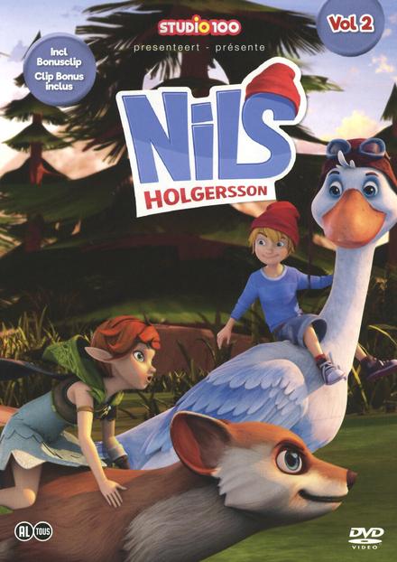 Nils Holgersson. Vol. 2