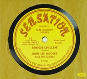 Sensation : documenting the sensation recordings 1948-1952