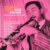The bebop years : Studio sessions 1950-1957