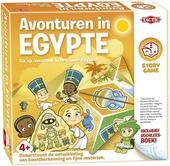 Avonturen in Egypte : ga op avontuur in het oude Egypte!
