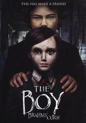 The boy : Brahm's curse
