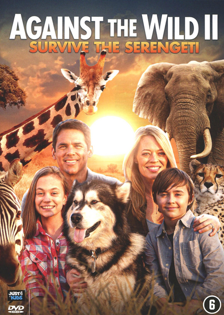Against the wild II : survive the Serengeti