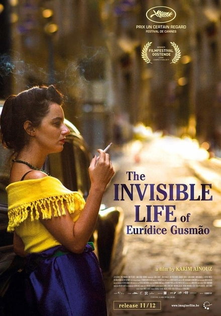 The invisible life of Euridice Gusmão