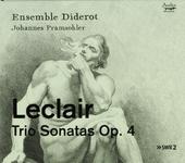 Trio sonatas op.4