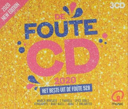 De Foute cd 2020 : Het beste uit De Foute 528
