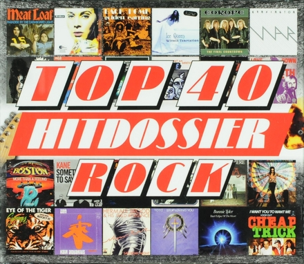 Top 40 hit dossier rock