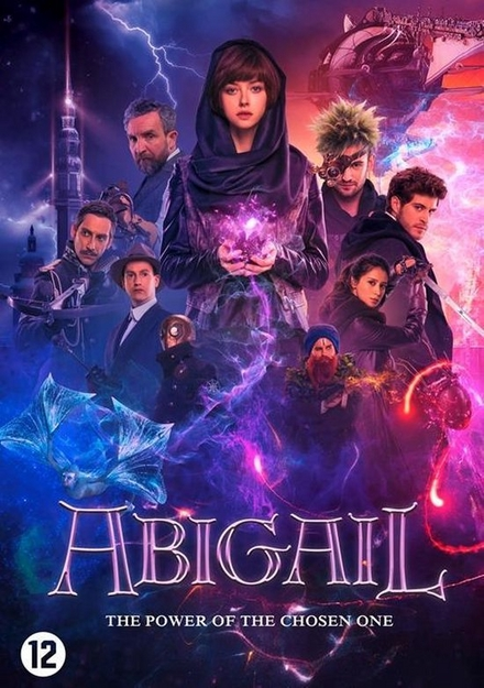 Abigail : the power of the chosen one
