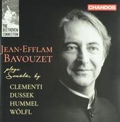 Jean-Efflam Bavouzet plays sonatas by Clementi Dussek Hummel Wölfl