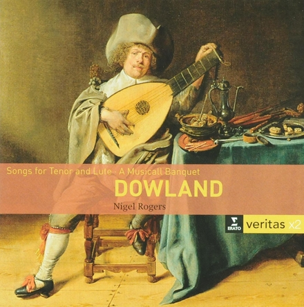 Songs for tenor and lute