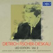 Lied edition. Vol. 2, Goethe-Lieder, Eichendorf-Lieder, Dehmel-Lieder, Lieder der Romantik