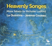 Heavenly songes : Missa Sabato by Nicholas Ludford