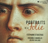 Portraits de la folie : vocal and instrumental works in the Baroque era