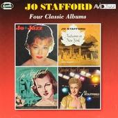 Four classic albums : Jo + jazz ; Autumn in New York ; Starring Jo Stafford ; Singin' down Broadway
