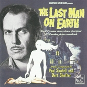 The last man on earth : Original MGM motion picture soundtrack