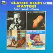 Classic blues masters : Four classic albums