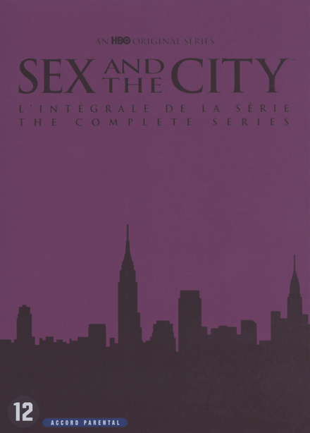 Sex and the city : the complete series