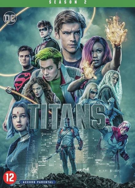 Titans. Season 2