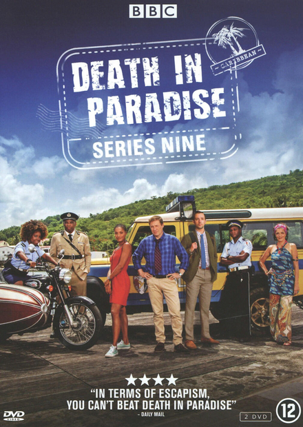 Death in paradise. Series nine