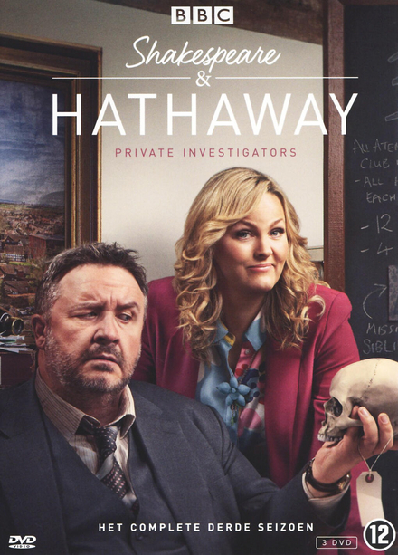 Shakespeare & Hathaway : private investigators. Het complete derde seizoen