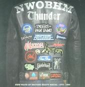 N.W.O.B.H.M. thunder : new wave of British heavy metal 1978-1986
