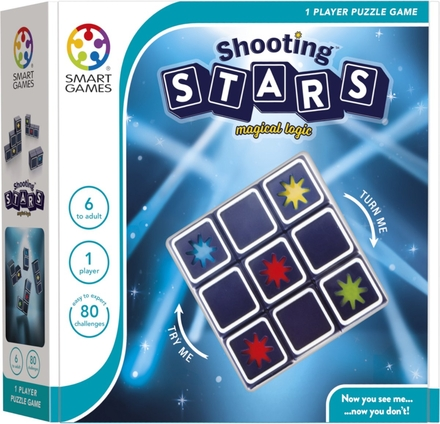 Shooting stars : magical logic