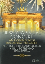 Silvesterkonzert : New Year's eve concert 2019 - An evening with Broadway melodies