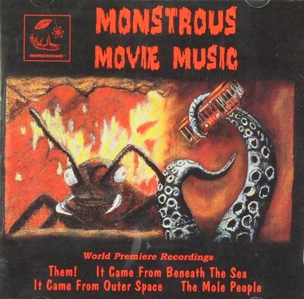 Monstrous movie music