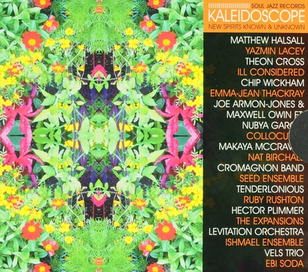Kaleidoscope : new spirits known & unknown