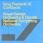 King Frederik IX conducts