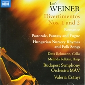 Complete works for orchestra. 3, Divertimentos nos. 1 and 2