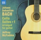 Cello suites arranged for guitar. vol. 1