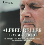 Alfred Deller : the voice of Purcell