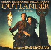 Outlander : the series : original television soundtrack. Season 5