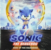 Sonic the hedgehog : Music from the motion picture