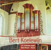 J.C. Scheuer-orgel Den Hoorn - Texel