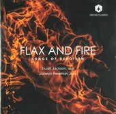 Flax and fire : Songs of devotion