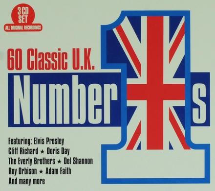 60 classic U.K. number 1s