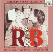 Milestones of legends : Kings & queens of r&b