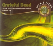 Dick's picks : 10-9 & 10-76 Oakland Coliseum Stadium, Oakland, CA. vol.33