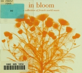 In bloom : A collection of French world music