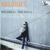 Melodies : 17 original horn themes