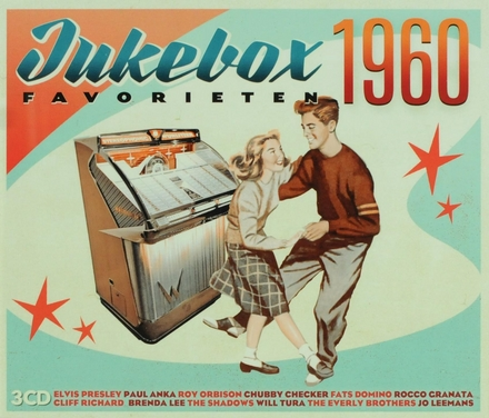 Jukebox favorieten 1960