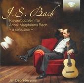 Klavierbüchlein für Anna-Magdalena Bach : A selection