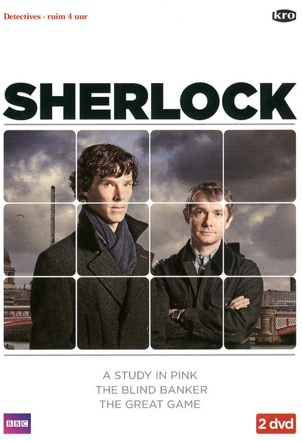 Sherlock. [Seizoen 1]
