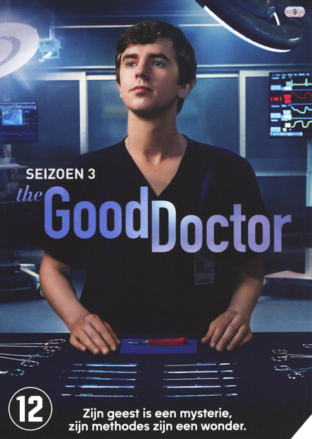 The good doctor. Seizoen 3